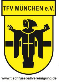 Tischfussballvereinigung München e.V.  Logo